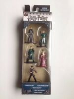 Harry Potter Nano MetalFigs Die-Cast Metal Mini Figure 5-Pack