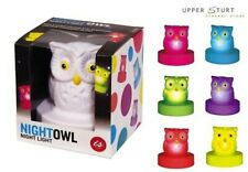 Night Owl Night Light Colour Change soothing glow for your little ones New
