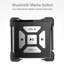 Car Bluetooth Media Audio Music Steering Wheel Remote Button for Smartphone
