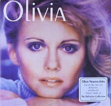 OLIVIA NEWTON-JOHN - THE DEFINITIVE COLLECTION  CD NEW+