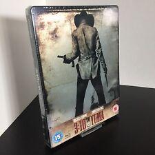 3:10 to Yuma Steelbook Blu-Ray Zavvi Exclusive UK Release Region B Locked OOP!