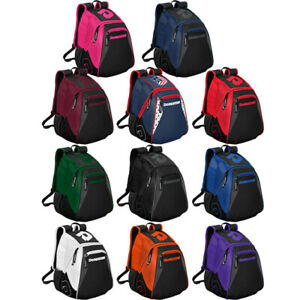 DeMarini Youth Voodoo Junior Baseball Equipment Backpack / Bat Pack