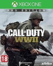 Call of Duty: WWII Pro  xbox1 -preorder-