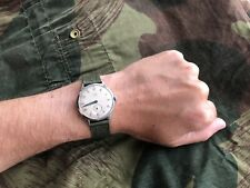 1950's / 60's Vintage Russian Military / Army Watch. 36mm Case. CCCP.Patina Dial