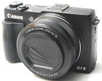 Canon Powershot G1X Mark II 12.8MP compact digital camera *5x zoom lens *superb