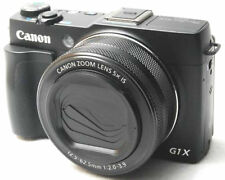 Canon Powershot G1X Mark II 12.8MP compact digital camera *5x zoom lens *mint