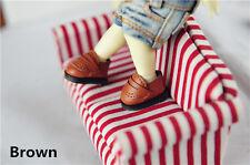 <M-Style>BJD Shoes16cm Lati Yellow Basic Doll size student Shoes (XSP)