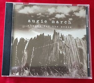 Augie March - Thanks for the memes CD 3 track ep 1998 good used