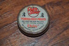 D15- Daisy Quick Silver Pointed Field Pellets Lead Air Gun Pellets Tin