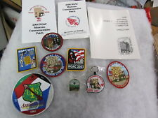 Group of Order of the Arrow items - patches & other collectibles, Free Shipping