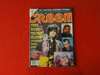 Vintage Rock N Roll Magazine Creem May 1983 Prince, Phil Collins, Ozzy       G60
