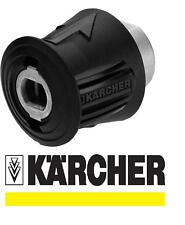 Genuine KARCHER pressure washer quick release connect coupling socket for hose