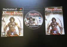 JEU Sony PLAYSTATION 2 PS2 : PRINCE OF PERSIA L'AME DU GUERRIER (complet, suivi)