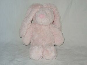 Jelly Cat  Jelly Kitten Pink Piper Bunny Rabbit soft bashful cuddly toy - spare