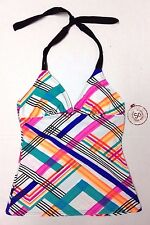 So Junior Swimwear Tankini Top Halterkini Multi-color FREE SHIPPING  S24