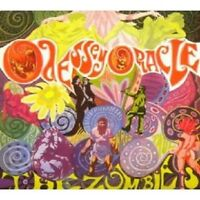 """THE ZOMBIES """"ODESSEY AND ORACLE"""" CD NEW!"""