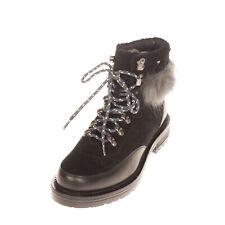 GIOSEPPO Combat Boots Size 39 UK 6 US 9 Lug Sole Lace Up Round Toe
