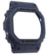 Casio Bezel |  Ersatzteil Lünette blau für G-Shock DW-5600DE-2ER
