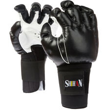 Bruce Lee BONG SAU Kempo Gloves LARGE Kung Fu,Kempo ENTER THE DRAGON Leather