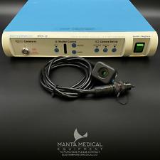 Smith Amp Nephew Dyonics Ed 3 Console Amp Ed 3 Digital 3 Chip Camera Head