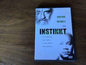 DVD - Instinkt - Anthony Hopkins - Cuba Gooding Jr.