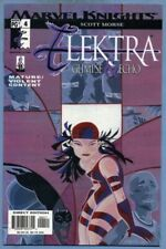 Elektra Glimpse & Echo #4 (2002) Marvel Knights