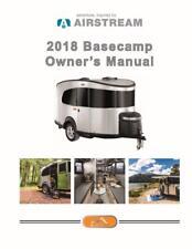 Airstream 2018 Base Camp Travel Trailer Manual Copy User Guide