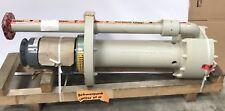 MUNSCH TNP125-80-200 CHEMIE-VERTIKALPUMPE >>> unbenutzt mit lagerspuren !!!