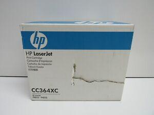GENUINE HP CC364XC (64X) TONER CARTRIDGE
