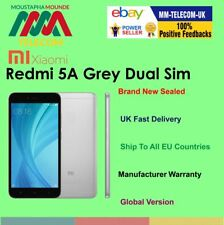 BRAND NEW SEALED FACTORY UNLOCKED XIAOMI REDMI NOTE 5A 16GB GREY DUAL SIM GLOBAL