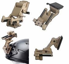 EMERSON HELMET MOUNT SUPPORTO VISORE RHINO PVS 7- 14 BD3283DE AIRSOFT PVS HOLDER