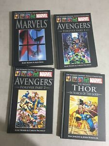 Marvel Ultimate Graphic Novels Collection: Volumes 13 to 16