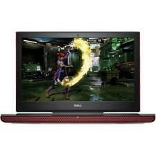 Dell INSPIRON 15 7577 GAMING CORE i7-7700HQ 16GB 512GB NVME 6GB GTX1060 MAXQ FHD