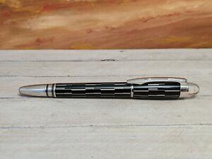 MONTBLANC StarWalker Mystery Platinum Trim Rollerball / Fineliner Pen