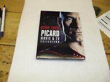 Star Trek Picard Movie & Tv Collection Blu Ray