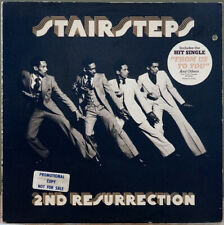 Stairsteps – 2nd Resurrection, Dark Horse Records – SP-22004, 1976, VG+/ NM