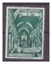 VATICANO 1949 -  BASILICHE   S. MARIA IN COSMEDIN  Lire 8    NUOVO **