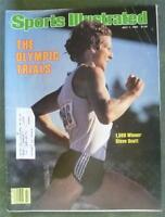 Sports Illustrated The Olympic Trials 1500 Winner Steve Scott July 7 1980
