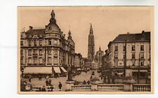 Antwerpen Antwerp - Suikerrui Photo Postcard c1930s
