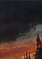 HARRY POTTER DEATHLY HALLOWS PART 2 PA1 PUZZLE AUTOGRAPH CARD BY JON KEY