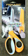Fiskars Scissors RazorEdge Soft Grip Ultra Sharp 3 Sizes Available 23cm