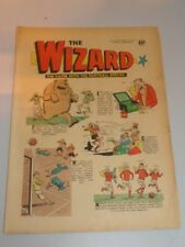 WIZARD #31 DC THOMSON BRITISH WEEKLY SEPTEMBER 12TH 1970^