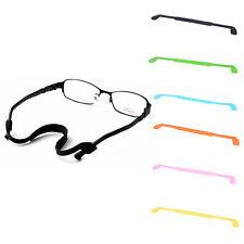 Silicone Eyeglasses Glasses Sunglasses Strap Sports Band Cord Holder For Kids EW