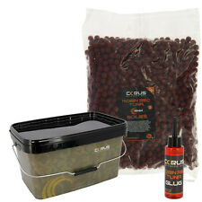 5kg Bag of Corus Robin Red & Tuna Shelf Life 15mm Boilies for Carp Coarse Fishin