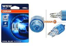 2 Stück original Osram Cool Blue Intense 5W T10 Standlicht Lampen XENON LOOK W5W