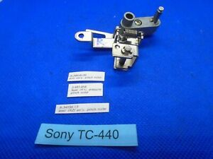 Sony TC-440 Right  Arm & Lever with Pressure Lever assembly For Pinch Roller