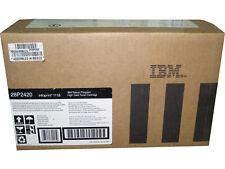 Original IBM 28P2420 Tóner Infoprint 1116 Negro para 1116 N 4516 A-Artículo