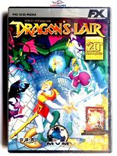 Dragon's Lair PC Nuevo Precintado Retro Videogame Videojuego Sealed New PAL/SPA