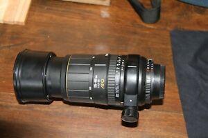 NIKON FIT SIGMA 135-400mm APO 1:4.5-5.6