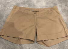 Ladies Maternity Shorts Size 14